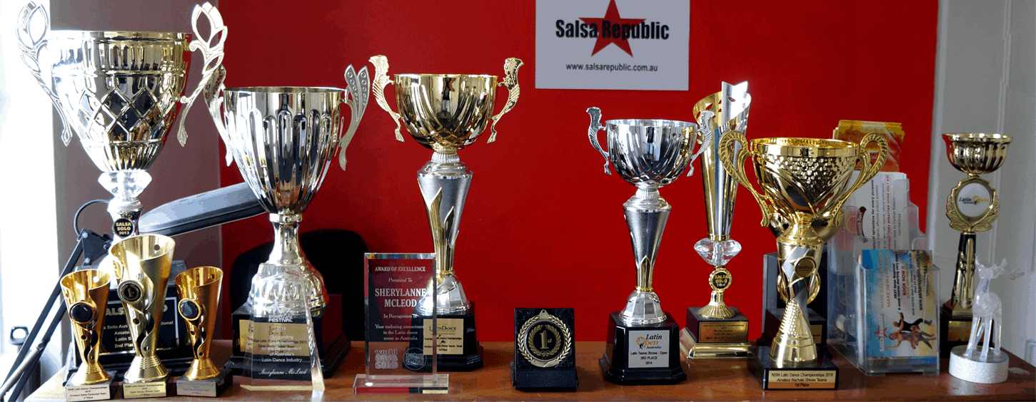 Salsa dance awards