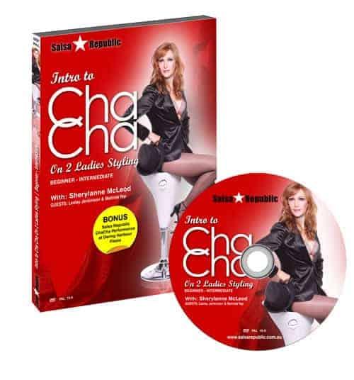 Cha Cha On2 DVD