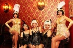 Charleston Gatsby Dancers Sydney