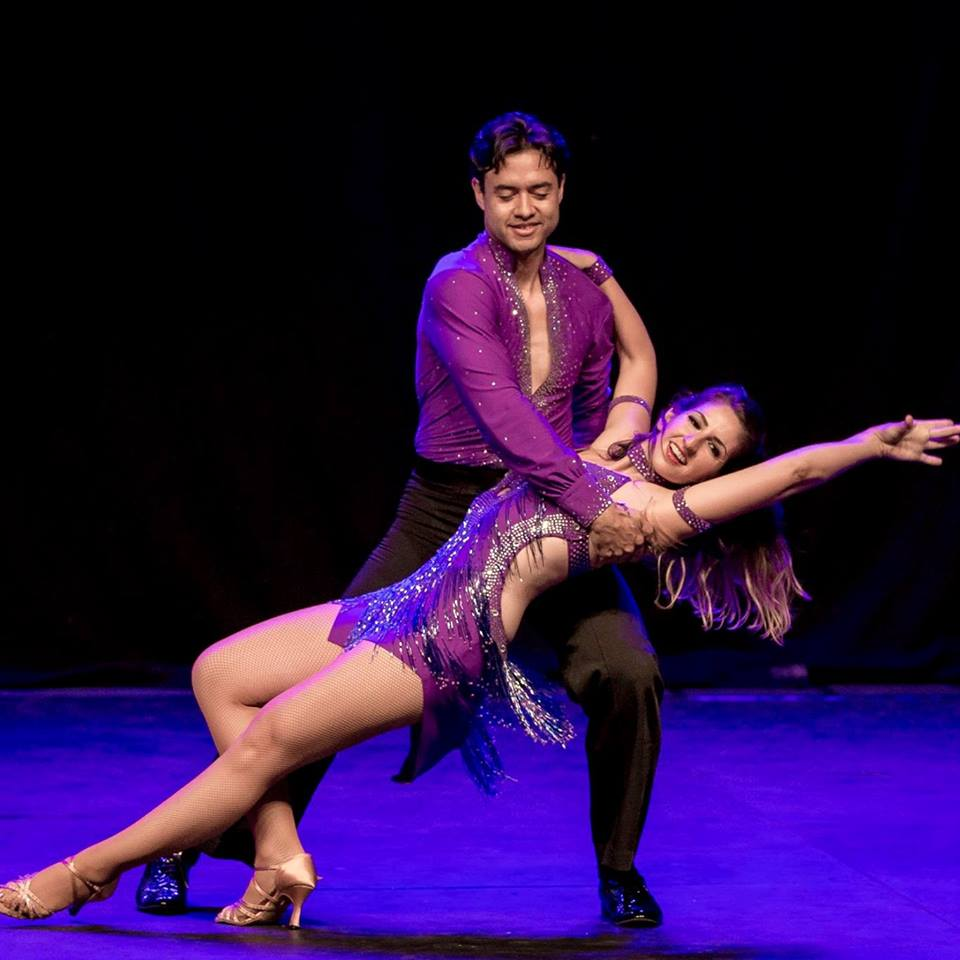 salsa performance courses