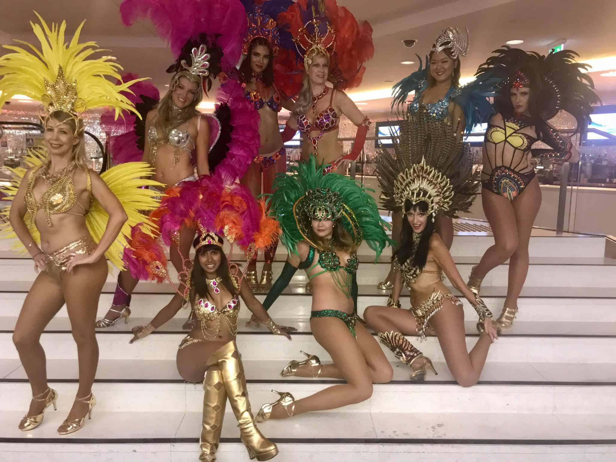 Samba Course Sydney