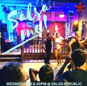 salsa classes sydney